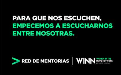 Lanzamiento de la red de mentorías de WINN
