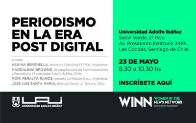WINN celebra su primer aniversario en Chile
