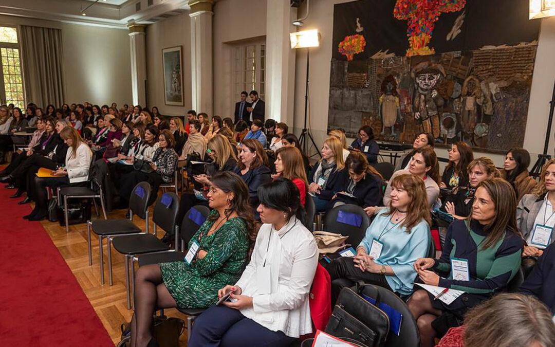 Participación de WINN en Mujeres que hacen e inspiran