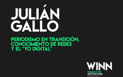 Periodismo, redes e identidad digital