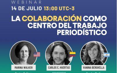La colaboración como centro del trabajo periodístico